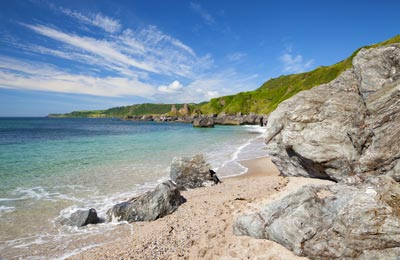 Devon secret beaches