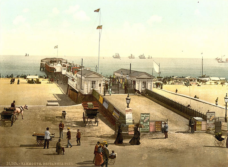 Britannia Pier - Great Yarmouth