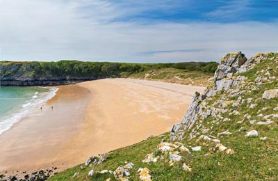 Pembrokeshire secret beaches