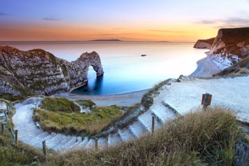 England best beaches