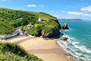 Wales best beaches