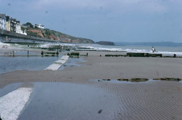 Dawlish Beach - Devon