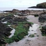 Rock pools near Crabrock Point