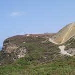 Spoil Heaps on Blue Hills