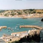 St Michaels Mount Harbour and Marazion
