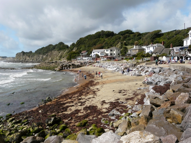 Steephill Cove Isle Of Wight Uk Beach Guide