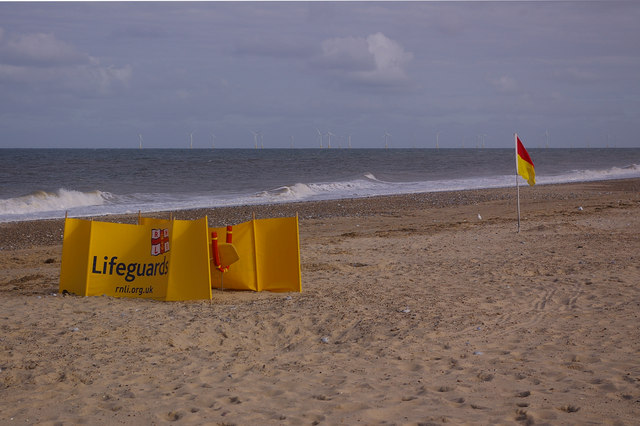 Hemsby Beach - Norfolk