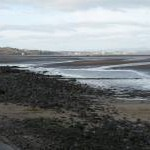 Shore between Cramond and Silverknowes