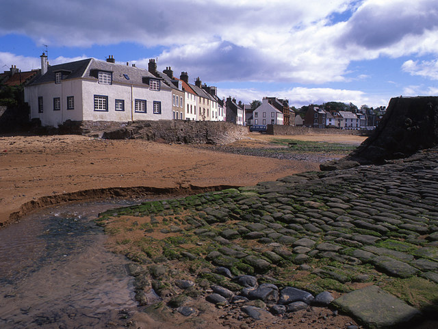 Billow Ness Beach (Anstruther) - Fife
