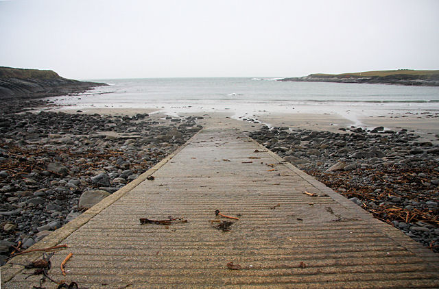 White Strand (Miltown Malbay) Beach - County Clare