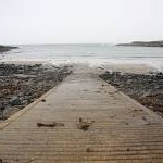 Travaun slipway
