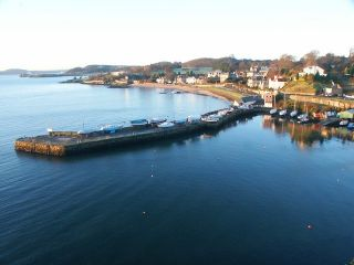 Aberdour-Harbour