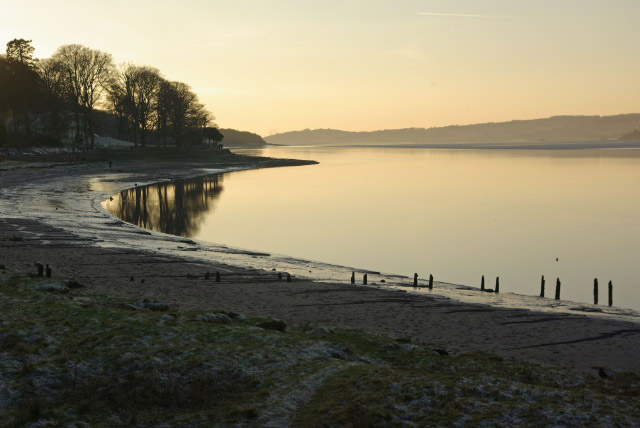 Lake And Bay Boats >> Arnside Beach | Cumbria | UK Beach Guide