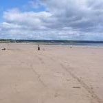 Ardmore Co Waterford beach