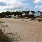 Beach Huts at Mudeford Sandbanks