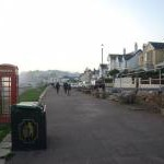 Seafront, Budleigh Salterton