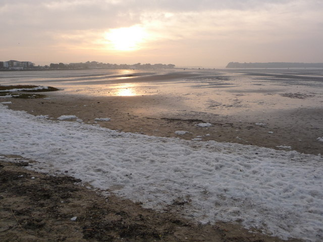 Sandbanks Harbour Beach (Poole) - Dorset