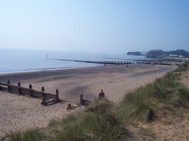 Dawlish Warren Beach - Devon