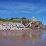 Sidmouth : Jacob's Ladder & Beach