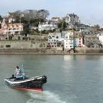 East Portlemouth: the Salcombe ferry