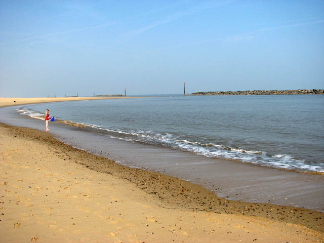 Sea palling beach norfolk uk beach guide Public swimming pools norfolk