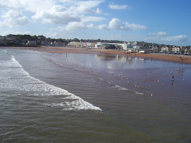 Paignton Sands Beach - Devon