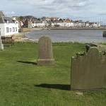 Anstruther's seafront