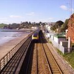 First Great Western train at Dawlish