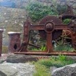 Old Winch and Capstans