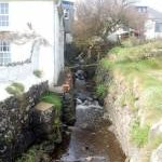 Stream at Coverack