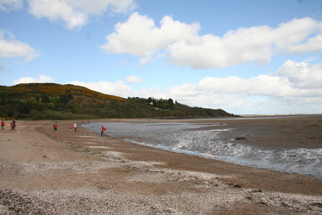 Sandyhills Beach - Dumfries and Galloway