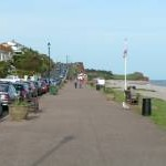 Budleigh Salterton seafront