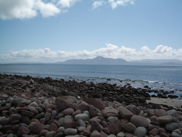 Mulranny Beach - County Mayo
