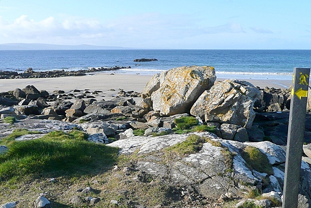 Spiddal Beach - County Galway