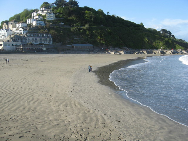 East Looe Beach - Cornwall