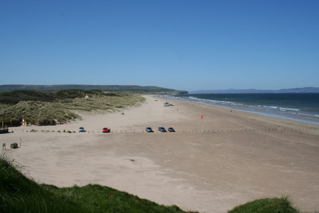 The Strand Portstewart Beach - County Londonderry
