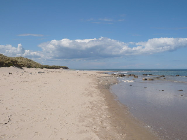 Seahouses South (Annstead) Beach - Northumberland