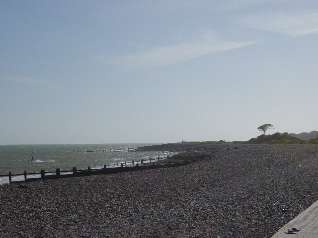 Climping Beach - West Sussex