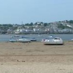 River beach at Instow
