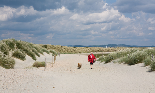 West Wittering - East Head Beach - West Sussex