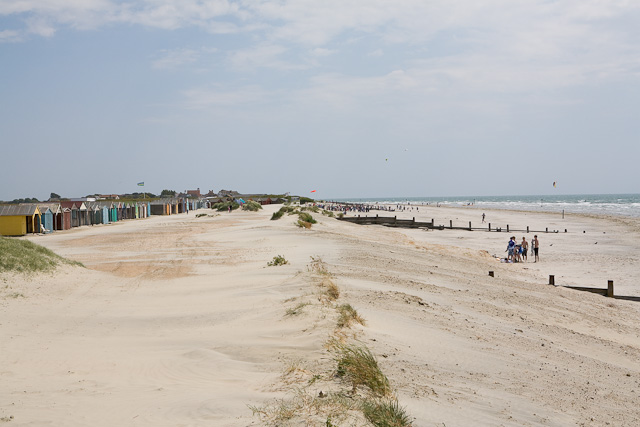 East Wittering Dog Friendly Beach