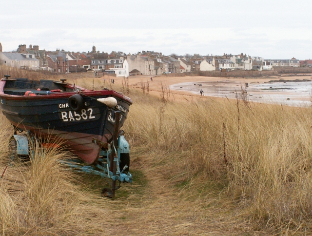 Earlsferry Beach - Fife