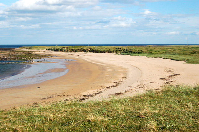 Longhoughton Steel Beach - Northumberland