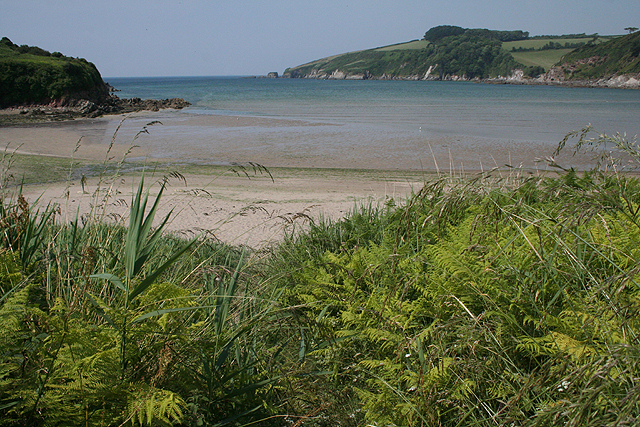 Wonwell Sands Beach - Devon