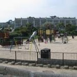 Children's playground in Wherrytown, Penzance