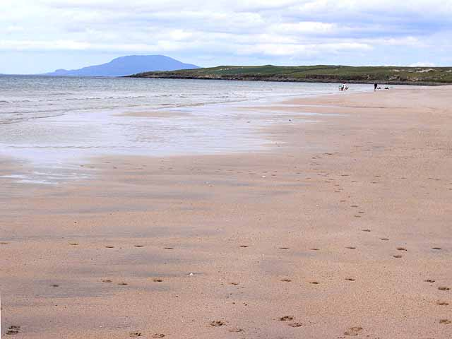 Thallabawn Beach - County Mayo