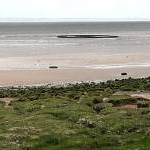 The Solway Firth from Powfoot