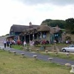 Visitor centre and cafe, Branscombe