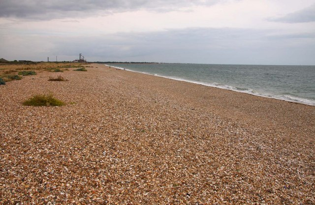 Eastney Beach - Hampshire