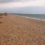 Eastney Beach in Portsmouth